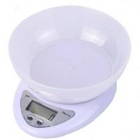 Весы кухонные DOMOTEC MS-126 5кг