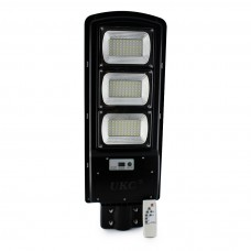Фонарь уличный на столб UKC Cobra Solar Street Light R3 VPP 375W Remote(пульт)