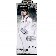 Наушники Z-bass Z-140 Universal