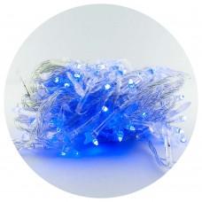 Гирлянда-нить (String-Lights) 200B-2 внутренняя, пров.:прозрачный, 10м (Синий)