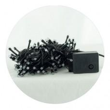 Гирлянда-нить (String-Lights) 100M-4 внутренняя, пров.:черный, 7м (Разноцветная)