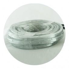 Гирлянда-лента (Pope-Light) M наружная, пров.:прозрачный, 10м (Разноцветная)