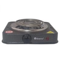 Плита электрическая Domotec MS-5801/Art:3026 1кф., 1000Вт. (Серый)