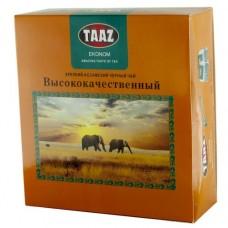 Чай TAAZ Пакетированый черный 100 шт ИНД