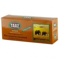 Чай TAAZ Пакетированый черный 25 шт ИНД