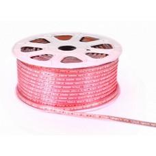 Гирлянда-лента (Rope-Lights) SMD5050-R наружная, пров.:прозрачный, 100м (Красный)