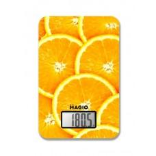 Весы кухонные MAGIO MG-296 5кг апельсин
